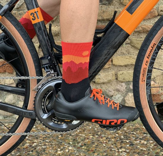 Calcetines para ciclistas Surbikes premium socks 4