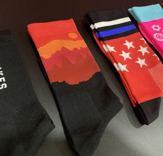 Calcetines para ciclistas Surbikes premium socks 5
