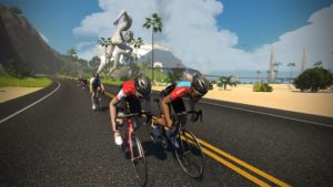 Ciclismo virtual