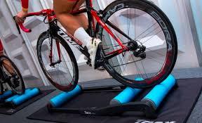 Ciclismo en casa